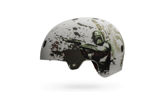 Bell Segment Jr. casco niños-casco Star Wars Boba grasa Limited Edition