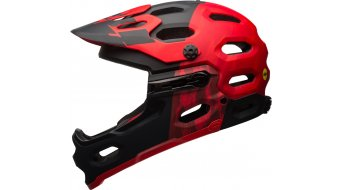 Bell Super 3R MIPS Helm MTB-Helm Mod. 2017