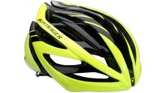 Bontrager Velocis bici carretera-casco tamaño S (51-57cm) titanium/viz amarillo/negro