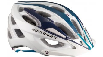 Bontrager Quantum casco Señoras MTB-casco tamaño S (52-56cm) purple/azul/blanco