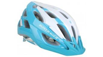 Bontrager Quantum WSD MTB-Helm Damen-Helm maui blue/white