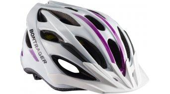 Bontrager Solstice MIPS WSD MTB-Helm Damen-Helm Gr. S/M (50-57cm) white/purple
