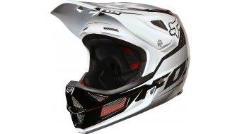 FOX Rampage Pro carbon DH-helmet size L (59-60cm) white