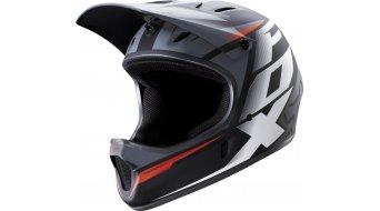 FOX Rampage DH-casco tamaño XL (61-62cm) negro/blanco