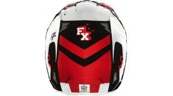 FOX V2 Anthem MX-Helm Gr. XS (52-54cm) red
