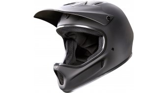 FOX Rampage mat DH-helmet Full Face mat black