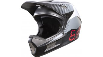 FOX Rampage Comp Dresden DH-helmet Full Face white camo