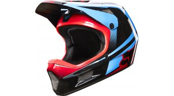 FOX Rampage Comp Imperial DH-helmet Full Face size L (59-60cm) black/blue