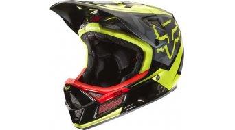 FOX Rampage Pro carbon helmet MTB DH Fullface black camo