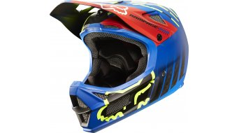 FOX Rampage Pro carbon Savant DH-helmet Full Face blue