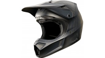 Fox V3 Matte MIPS Helm Herren MX-Helm Gr. L (59-60cm) matte black