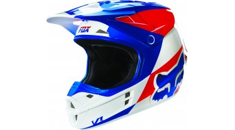 Fox V1 Mako casco Caballeros MX-casco