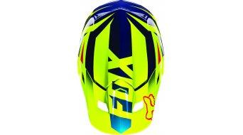 Fox V2 Race casco Caballeros MX-casco