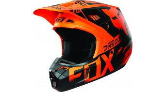 Fox V2 Union casco Caballeros MX-casco