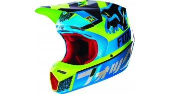 Fox V3 Divizion MIPS casco Caballeros MX-casco