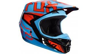 FOX V1 Falcon casco uomini casco MX .