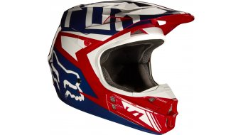 Fox V1 Falcon casco Caballeros MX-casco