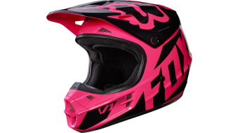 Fox V1 Race casco Caballeros MX-casco