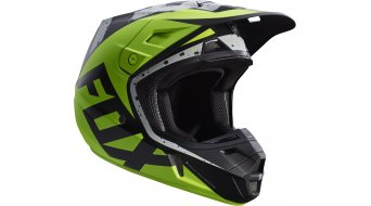 Fox V2 Nirv casco Caballeros MX-casco