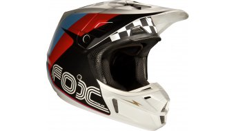FOX V2 tubo casco uomini casco MX .