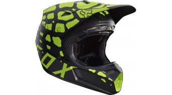 Fox V3 Grav casco Caballeros MX-casco