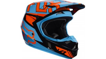 Fox V1 Falcon Helm Kinder MX-Helm