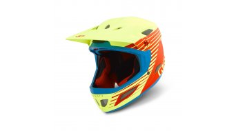 Giro Cipher Helm DH-Helm Gr. L matt glowing red/highlight yellow Mod. 2015