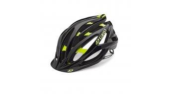 Giro Fathom Helm MTB-Helm black/highlight yellow Mod. 2016