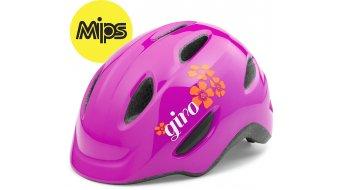 Giro Scamp MIPS casco niños-casco magenta/flowers Mod. 2016