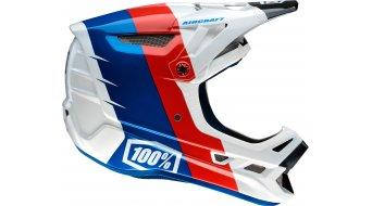 100% Aircraft DH casco casco integral