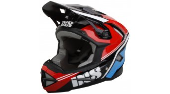 iXS Metis Addict Fullface red/black/blue