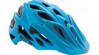 Met Parabellum casco All Mountain MTB-casco color apagado cyan/negro