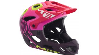 Met Parachute Helm Fullface All Mountain MTB-Helm matt
