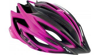 Met Veleno Helm Cross Country MTB-Helm matt pink