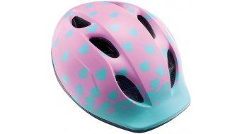 Met Super Buddy Helm Kinder-Helm Gr. L (52-57cm) hearts cyan/pink Hearts