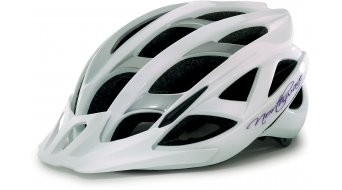 Northwave Crown MTB Helm Damen-Helm Gr. L/XL (51/55cm) white/silver