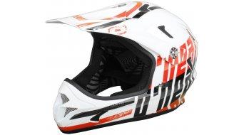 ONeal Spark Fidlock Flight DH-helmet white 2014