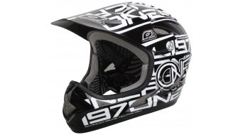 ONeal Backflip Evo Race DH-helmet black/white 2014