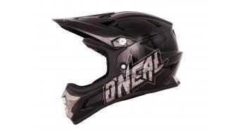 ONeal Fury Fidlock Evo Plain helmet DH-helmet black 2015
