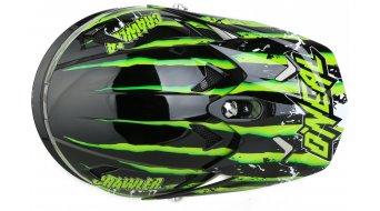 ONeal Fury Fidlock Evo Crawler helmet DH-helmet size XL black/green 2015