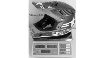 ONeal Fury Fidlock EVO Afterburner helmet DH-helmet XS 2015