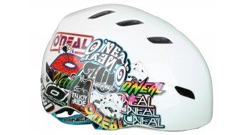 ONeal Dirt Lid Junkie casco niños-casco tamaño M blanco(-a) Mod. 2016