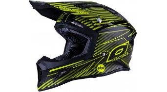 ONeal 10Series Mips casco casco MX . nero/neon giallo mod. 2016