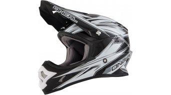 ONeal 3Series Hurricane casco MX-casco negro(-a)/blanco(-a) Mod. 2016