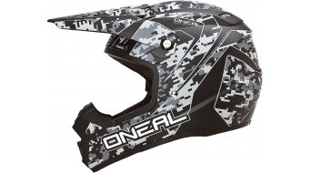 ONeal 5Series Digi Camo casco MX-casco grises/as Mod. 2016