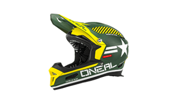 ONeal Fury Fidlock RL 2 Afterburner casco DH-casco Mod. 2016