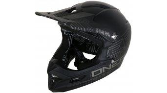 ONeal Fury Fidlock RL 2 color apagado casco DH-casco negro(-a) Mod. 2016