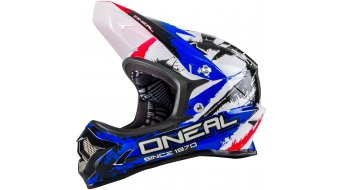 ONeal Backflip Fidlock RL2 Shocker helmet 2017