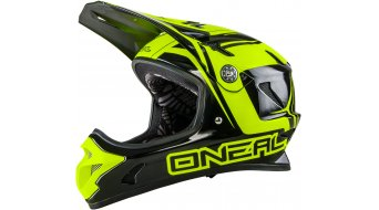 ONeal Spark Fidlock Steel casco DH-casco tamaño M color neón Mod. 2016- (sin embalaje original)