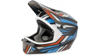 Specialized Dissident Carbon Fullface-Helm Gr. M (56-57cm) iced blue
